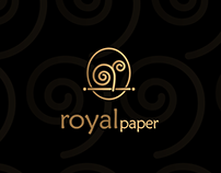 royal paper factory logo ـ egypt