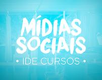 IDE Cursos │ Mídias Sociais