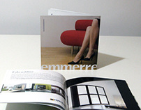 Emmerre / Advertising / Corpoarate Identity / Brochure