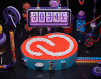 Adobe Creative Cloud / Candy Factory