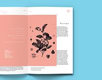 Buchgestaltung: Liebeskraut & Zauberpflanzen