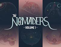 ILLUSTRATION - Nomaders Volume I - BOOKLET