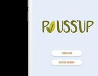 POUSS'UP / App Design
