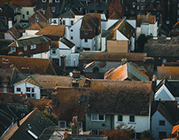 Rooftops of Seaford