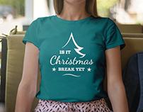 3 t-Shirt designs