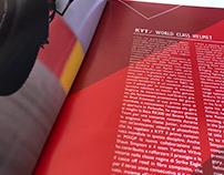 CATALOG KYT   Helmets Collection 2018