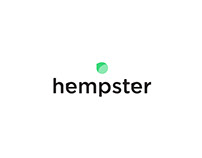 Hempster Logo + Branding