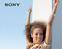 Sony Leaflet