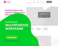 Multipurpose Wireframe - Download
