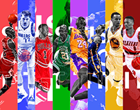JUST DO IT -NBA PLAYERS-