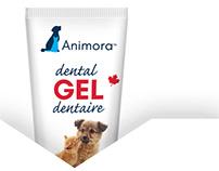 Gel dentaire Animora - emballage
