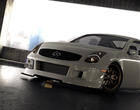 Infiniti G35 Coupe Edition