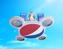 Pepsi taste challenge invitation