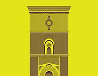 ILLO TEMPORE - Architectural 3D Videomapping
