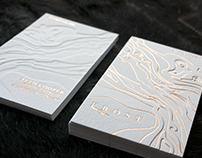 Frost Business Cards
