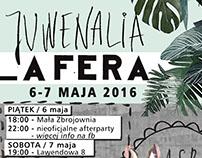 Poster Juwenalia ASP