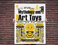"""""""MYTHOLOGY AND ART TOYS""""."""