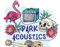 Park Acoustics | T-shirt Competition