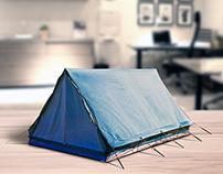 Columbia - Tent Calendar