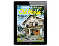 Old House Journal Digital Edition - June 2015