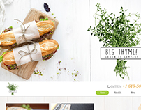 Sandwich parlor website