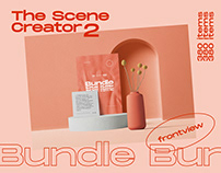 The Scene Creator 2 / frontview