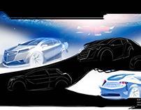 GM Car Design