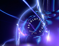 Sarofsky Amps-Up Absolut Electrik for Sid Lee