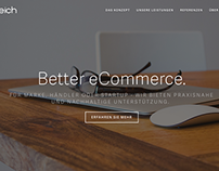 denkteich eCommerce Consulting - Website