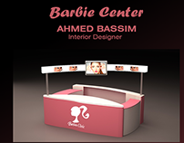 Booth Barbie  Center