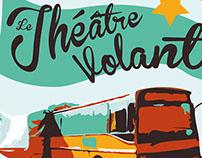 Affiche Le Théâtre Volant