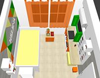 PROJETO: dormitório menina