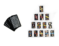 Star Trek Playing Cards - Diamond Suit