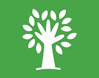 Sheffield Tree Action Groups branding