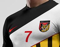 ITTIHAD .FC Rebranding