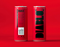 Diablo Alcoholic Energy Drink