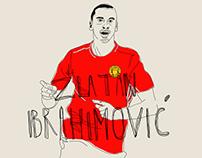 Ilustrações // Soccer Illustrations