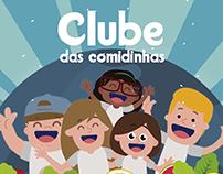 CARTILHA EDUCATIVA - Clube das Comidinhas