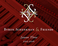 Byron Schenkman & Friends - Season 3