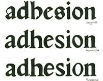 adhesion | Type