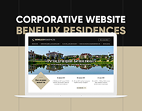 Benelux Residences. Corporative website