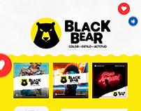 Social media / Black Bear