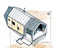 small concept house