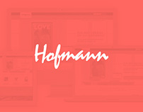 Hofmann. Web design and development.