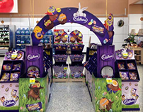 Cadbury Easter - Retail Display
