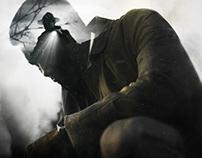 True Detective S3 main title style frames