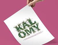 Kalomy - Handmade Typography