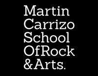 Martin Carrizo School Of Rock & Arts