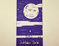 Inktober 2016 - day 5 - Sad
