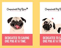 BRAND: Compassionate Pug Rescue